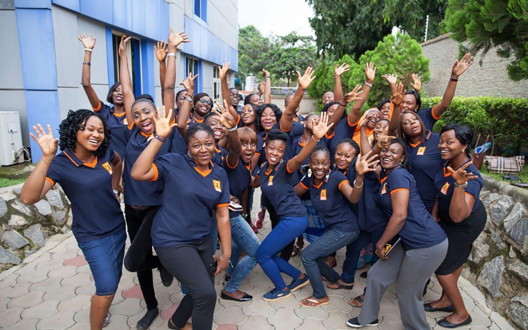 """Neue Energie mit """"Solar Sister"""" aus Nigeria"""