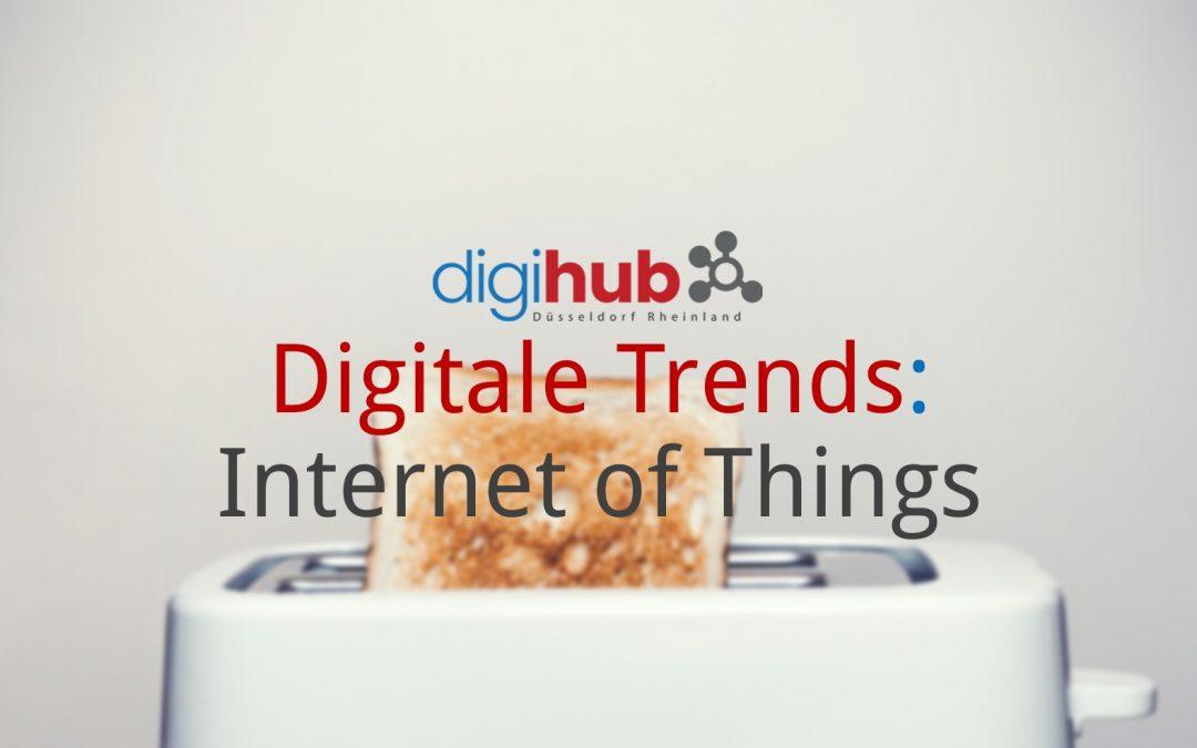 Das Internet der Dinge: Bald ist alles smart