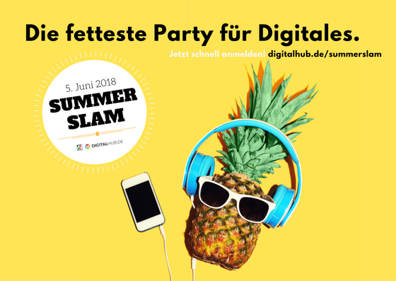 PREVIEW – 05.06.2018 I Summer Slam im Digital HUB Bonn