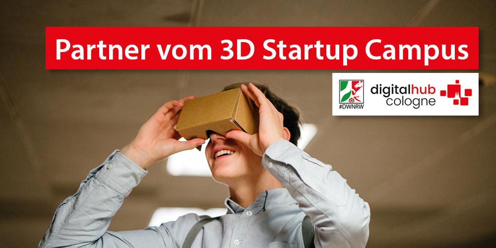"Digital Hub Cologne begrüßt Gründung des ""3D Startup Campus NRW"" in Solingen"