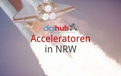 Acceleratoren-Programme in Nordrhein-Westfalen