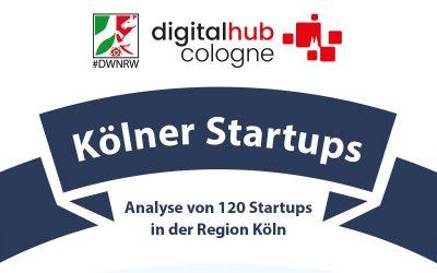 Kölner Startups besitzen klaren Fokus auf Tech-Branche
