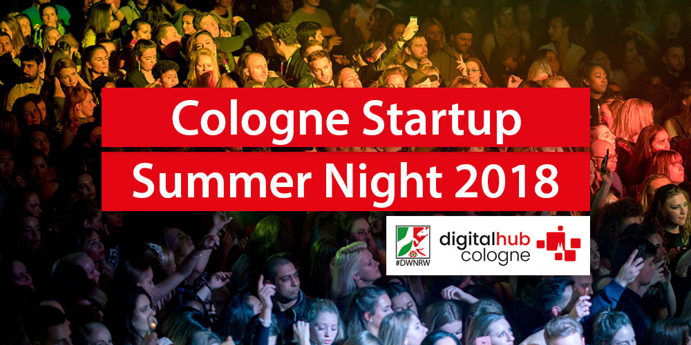 Cologne Startup Summer Night 2018