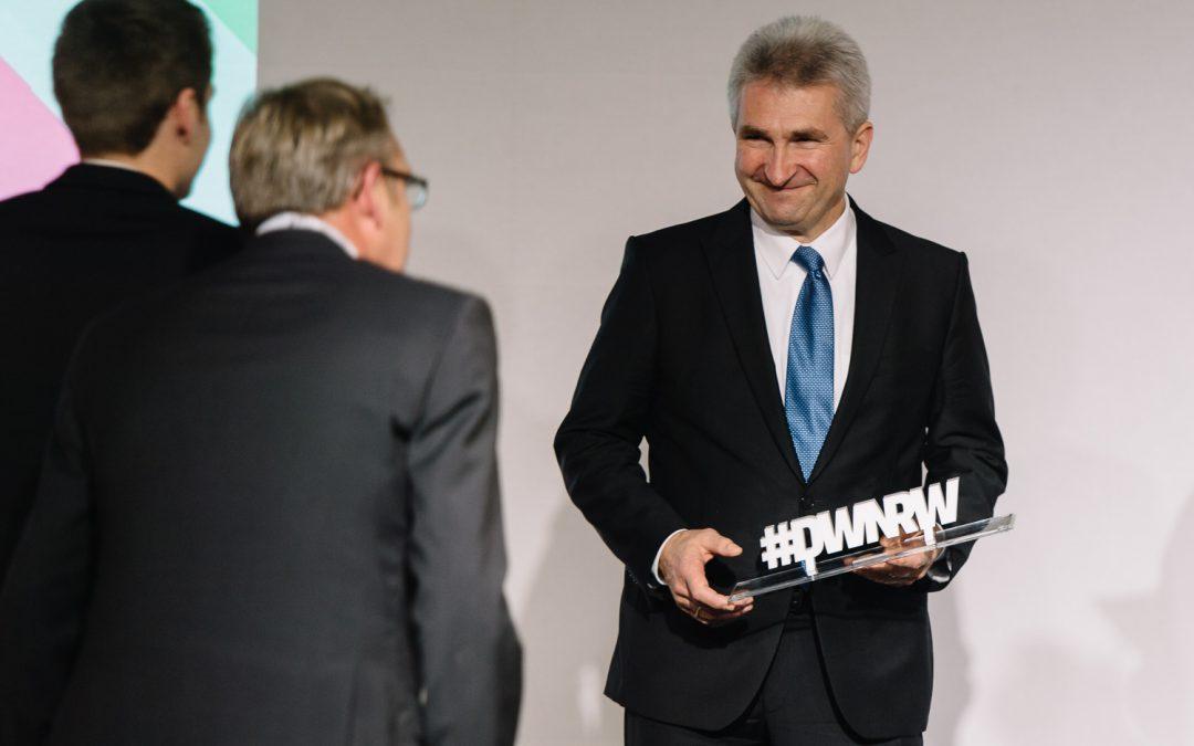 #DWNRW-Award 2018 – Jetzt bewerben!
